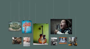 Posters e stampa su tela